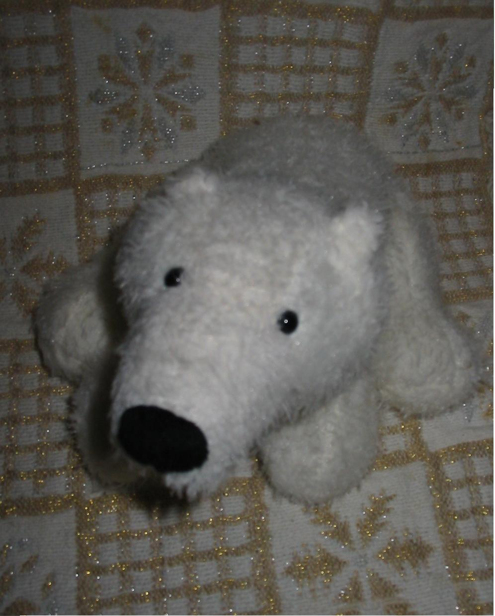 Christmas Webkinz Polar Bear